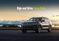 Newest best sign and drive lease deals top 10 leasing websites in Volkswagen Sign And Drive 2021 Reviews