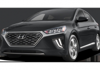 Newest cars Hyundai Ioniq Plug In Hybrid 2021 New Model and Performance