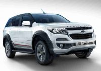 Newest chevrolet philippines rises with the trailblazer phoenix w Chevrolet Trailblazer 2020 Philippines Interior