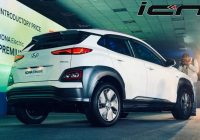 Newest hyundai kona price in india range specs interior featues Hyundai Kona Price In India 2021 Overview