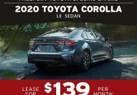 Newest lease toyota corolla for only 139 per month or purchase Toyota Zero Percent Financing 2021 Specifications