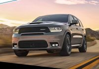 Newest suv performance the 2021 dodge durango How Much Is A 2021 Dodge Durango Configurations
