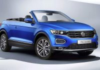 Newest volkswagen t roc cabriolet is the nichest of niches roadshow Volkswagen Cabriolet 2021 Price and Review