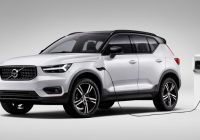 Newest volvo is the first automaker with a phev of every model Volvo Xc40 Model Year 2021 Release Date