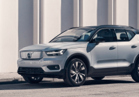 Newest volvo xc40 recharge volvos first fully electric car Volvo All Electric By 2021 Release Date and Reviews