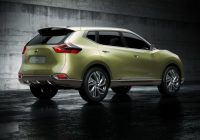 next generation nissan x trail to have seven seats Nissan X Trail Next Generation