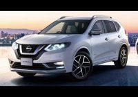 nissan x trail facelift 2021 Nissan X Trail Facelift