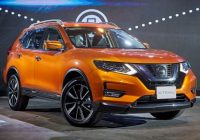 nissan x trail facelift launched in thailand minor Nissan X Trail Facelift