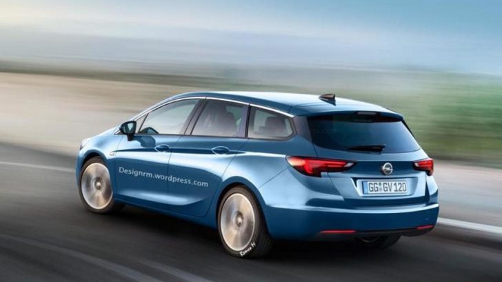 Permalink to Opel Astra K Sports Tourer