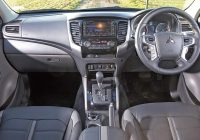 pickup test mitsubishi l200 barbarian farmers weekly L200 Mitsubishi Interior