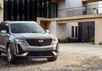 quick facts to know 2020 cadillac xt6 Cadillac Xt6 Dimensions