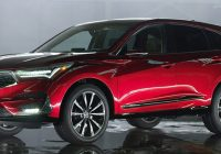 rdx Difference Between 2020 And Acura Rdx