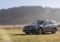 redesigned 2021 subaru outback excels where previous New Generation Subaru Outback