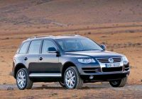 remember when volkswagen sold a midsize suv with a v10 Volkswagen Midsize Suv