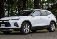 review chevy blazer returns but in name only times colonist Chevrolet Blazer Review