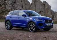 review jaguar e pace 2021 honest john Jaguar E Pace Review Uk
