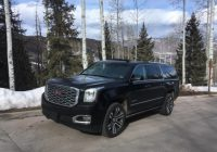 road trip gmc yukon xl denali review elevation outdoors Gmc Yukon Xl Denali Review