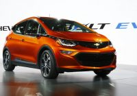 rollout of chevy bolt may mark turning point for electric Chevrolet Electric Car