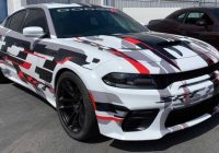 spotted dodge charger hellcat widebody New Dodge Charger Spotted