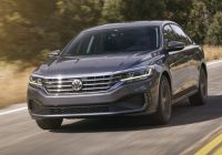 standard and available features for the 2021 vw passat Volkswagen Passat 2021 Specifications