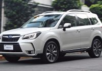 subaru forester xt cvt philippines reviews specs price Subaru Forester Philippines