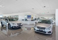 subaru steps up to five year new car warranty Subaru New Car Warranty