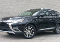 test drive 2021 mitsubishi outlander gt the daily drive Mitsubishi Outlander Gt