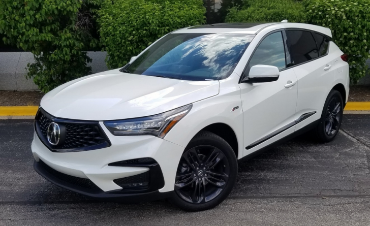 Permalink to Acura Rdx Ground Clearance
