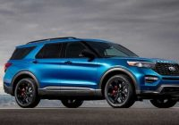 the 2021 ford explorer st and hybrid are here to bring joy Ford Explorer Jalopnik
