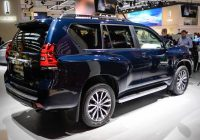 the facelifted toyota land cruiser previews the next Lexus Gx Update Redesign