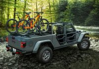 the jeep gladiators truck bed presents endless Jeep Gladiator Bed Size