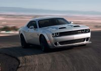 the srt hellcat redeye is an srt demon in disguise Dodge Challenger Red Eye