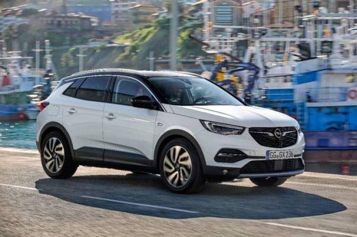 Permalink to Opel Grandland X Ultimate