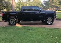 tire size with a 25 inch leveling kit on the front 2020 Gmc Sierra Leveling Kit