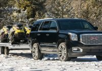 towing capacity of 2021 gmc suvs Gmc Yukon Xl Denali Towing Capacity