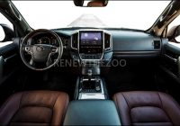 toyota 2021 toyota land cruiser prado interior dimensions Toyota Land Cruiser Interior