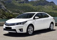 toyota corolla ranked as the best car in pakistan for resale Toyota Corolla Model In Pakistan