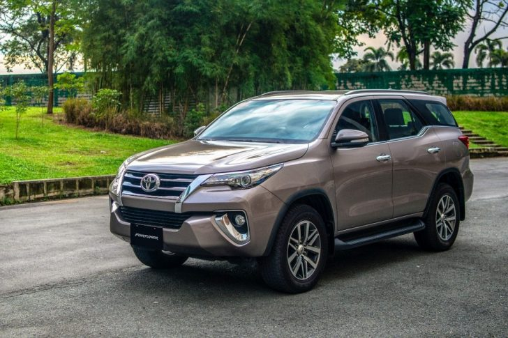 Permalink to Toyota Fortuner Philippines