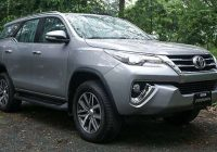 toyota fortuner 4×2 at philippines reviews specs price Toyota Fortuner Philippines