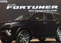 toyota fortuner price philippines srp installment actual cost Toyota Fortuner Philippines