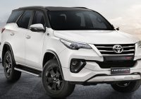 toyota fortuner trd sportivo launched priced at rs 3385 lakhs Upcoming Toyota Fortuner