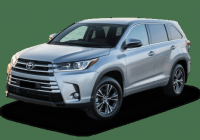 toyota kluger 2020 price specs carsguide Toyota Kluger New Model