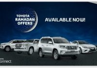 toyota ramadan 2021 offers deira uae deal souq Toyota Uae Ramadan Offers