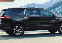 unique features for the 2021 chevy traverse high country Chevrolet Traverse High Country
