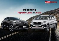 upcoming toyota cars in india 2021 2021 autoindica Toyota Upcoming Cars In India