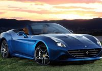 used 2021 ferrari california t prices reviews and pictures Ferrari California T Msrp