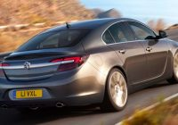 vauxhall insignia facelift 2013 first pictures of Opel Insignia Facelift