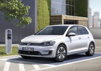 volkswagen e golf price and specifications ev database Volkswagen Golf Electric