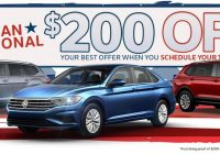 volkswagen of gainesville new vws used car dealership Volkswagen Pay In Offer