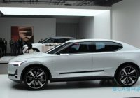 volvo ev what the all electric model 3 rival will look like Volvo Goes All Electric In